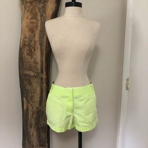 J. Crew Relaxed Chino Shorts